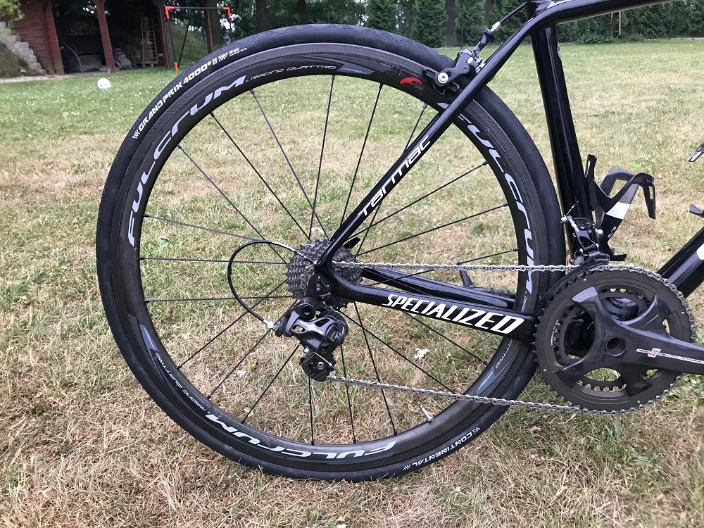 Fulcrum Racing Quattro Carbon